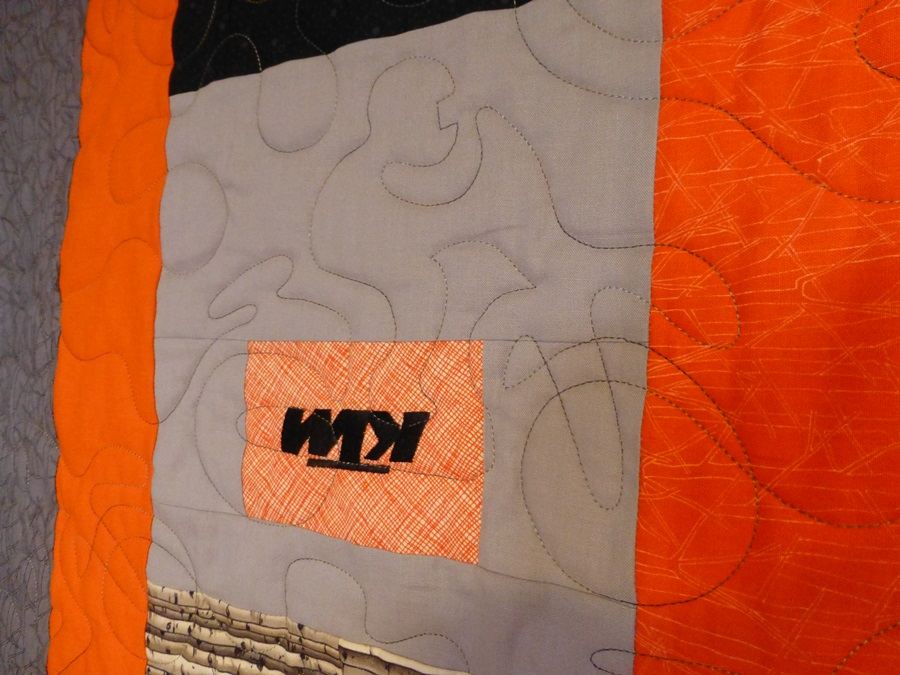 Mrs. So & So   custom long arm quilting and start-to-finish quilts ... : motorcycle quilt pattern - Adamdwight.com